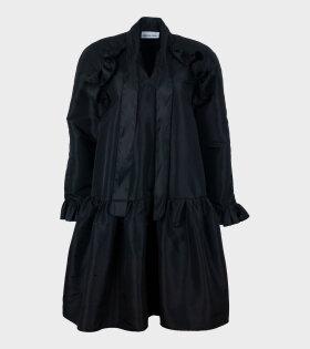 Sofie Sol Studio Black Taft Short Standard Dress - dr. Adams