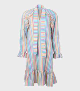 Long Standard Dress Rainbow
