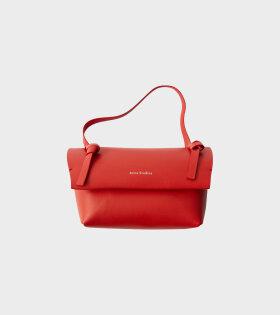 Acne Studios Mini Bag Sharp Red Bag - dr. Adams