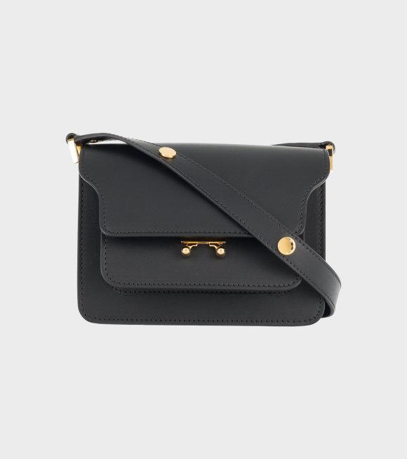 Marni - Mini Trunk Bag Black