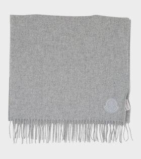 Moncler - Scarf Grey