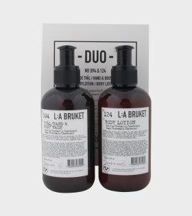 094&124 Duo 2x200ml salvia/ros