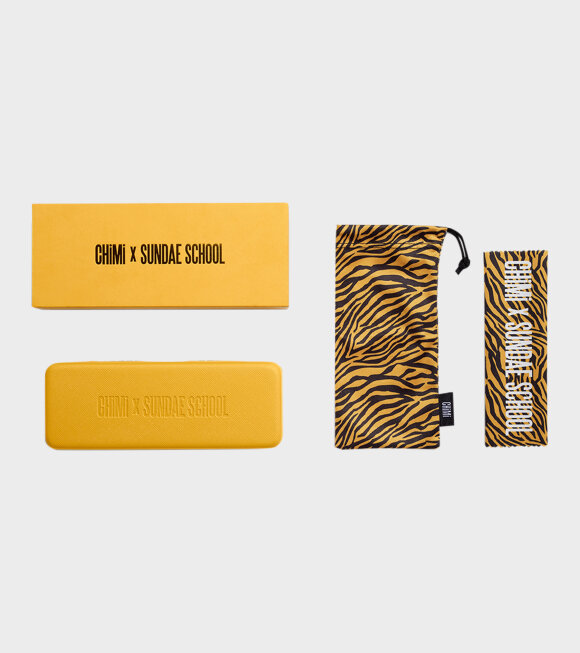 Chimi - Tiger Round Stripe