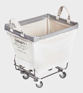 Carhartt WIP x Steele Laundry Cart Laundry Cart Metal - dr.Adams