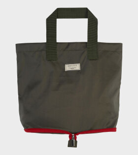Ribstop Folded Bag