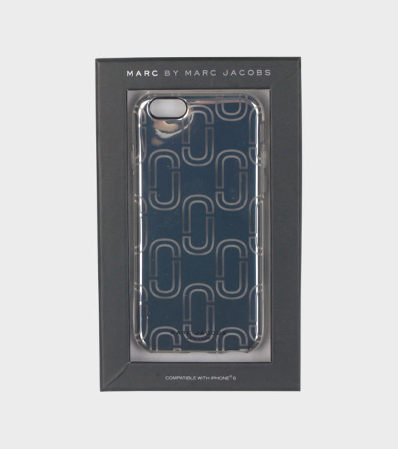Marc Jacobs - iPhone 6S Case Silver