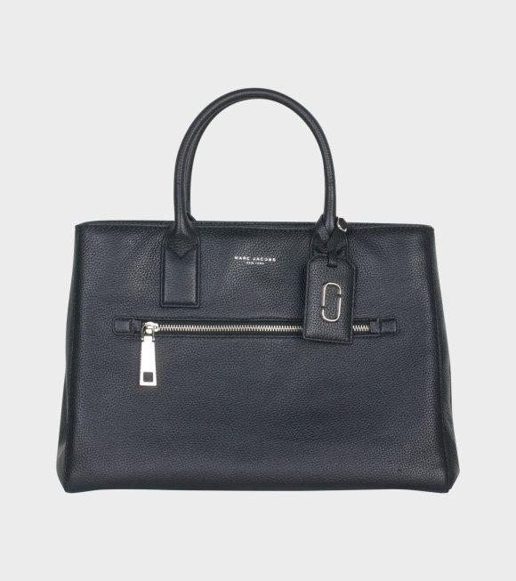 Gotham North-South Bag Black/Silver