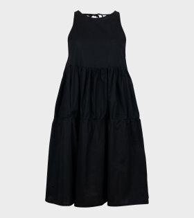 Elaine Hersby Holly Dress Black