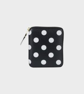 Wallet Polka Dots