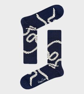 Robe Sock Navy