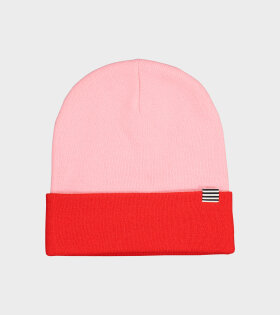 Ambas Isak Pink/Bright Red