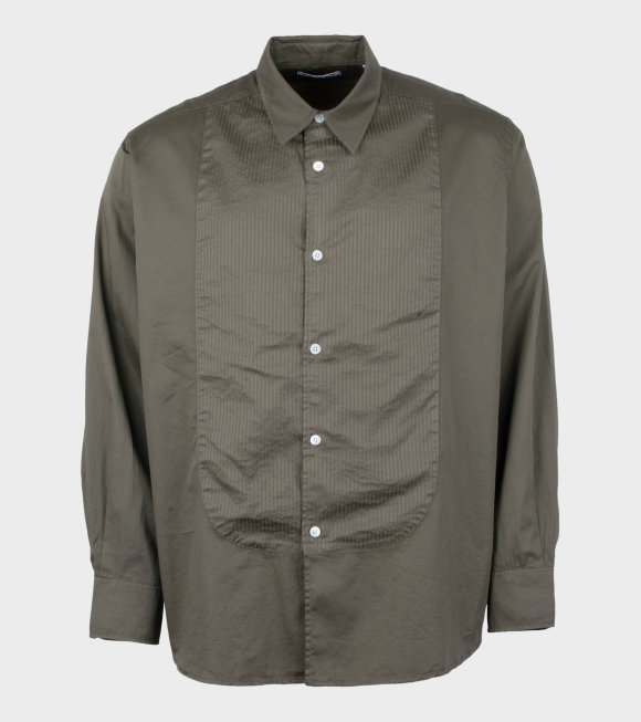 Our Legacy - Cermonial Borrowed Shirt Turtle Green