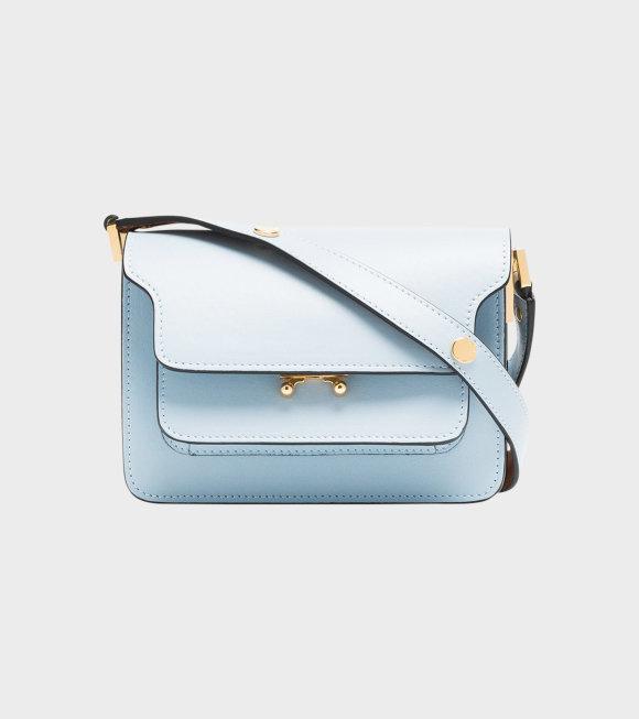 Marni - Mini Trunk Bag Light Blue