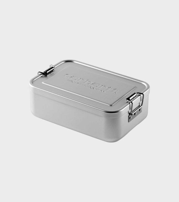 Carhartt WIP - Aluminium Lunch Box Silver