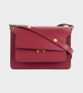 Medium Trunk Bag Red