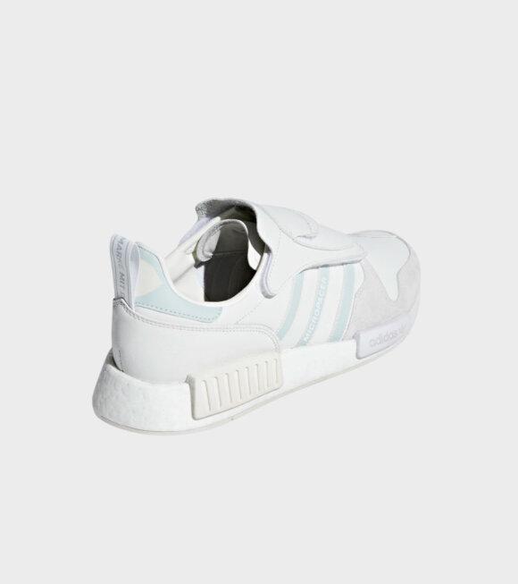 Adidas  - MICROPACERxR1 White