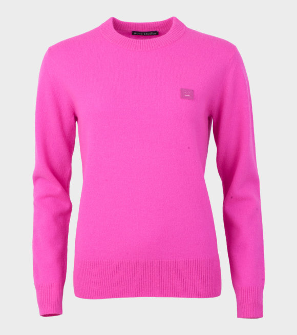 Acne Studios - Nalon Face Bright Pink