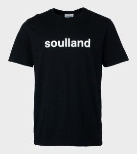 Logic Chuck T-shirt Black