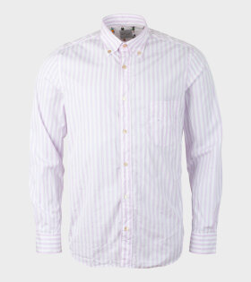 Paul Smith - Gents S/C Tailored Shirt Pink/White