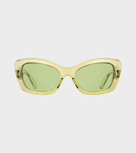 PRADA eyewear - Postcard Eyewear Fluo Green