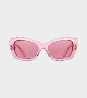 PRADA eyewear - Postcard Eyewear Fluo Pink