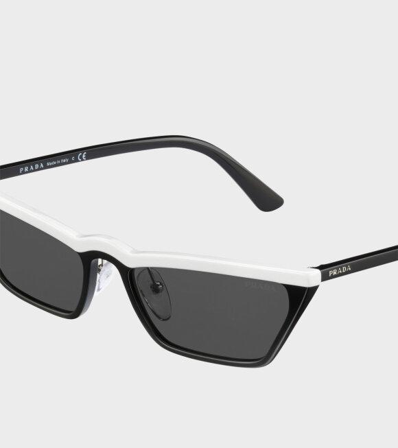 PRADA eyewear - Ultravox Eyewear Black/White