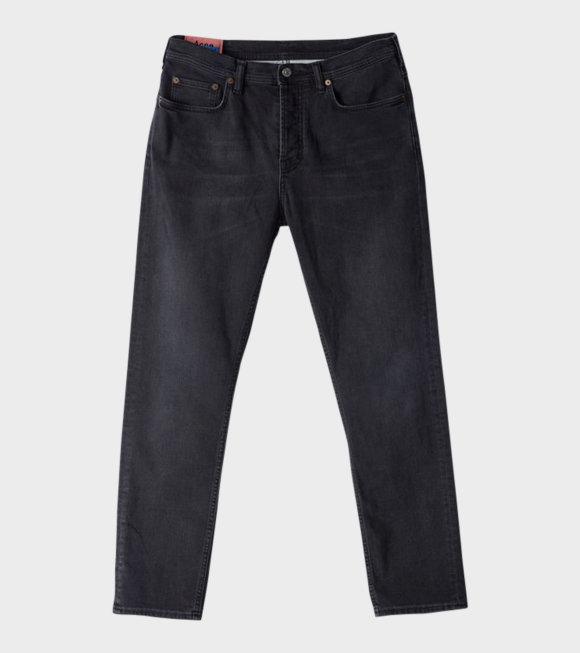 Acne Studios - River Used Jeans Black