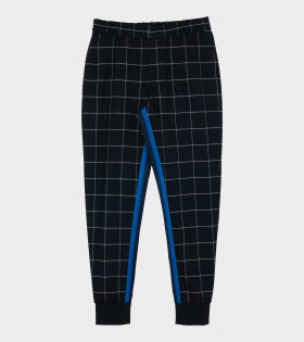 Paul Smith - Mens Drawcord Trouser Black