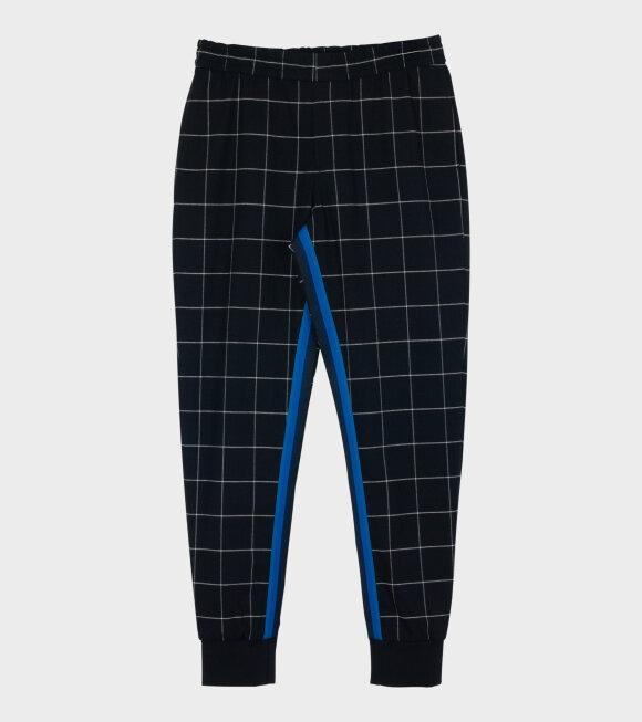 Paul Smith - Mens Drawcord Trouser Black