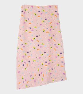 Helena Fananda - Satomi Skirt Sushi Nude Pink