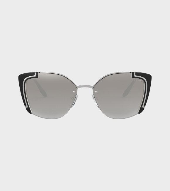 PRADA eyewear - Ornate Sunglasses Black