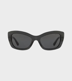 PRADA eyewear - Postcard Eyewear Fluo Black