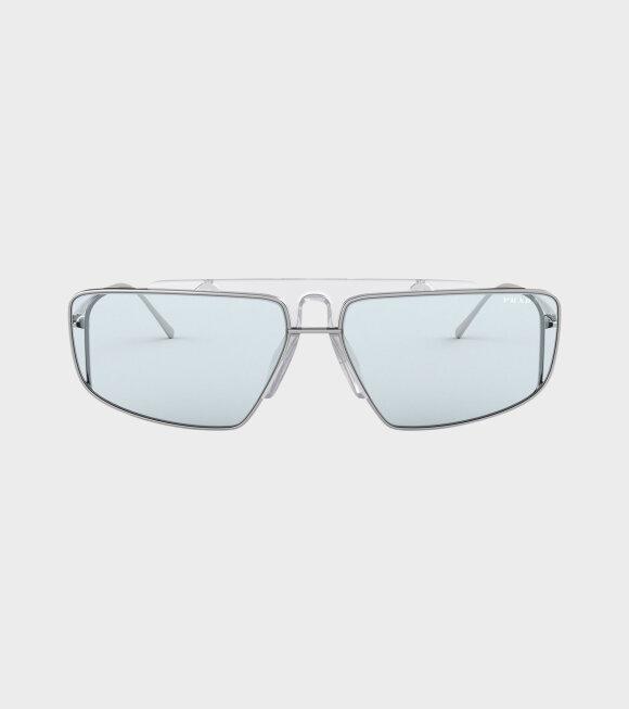 PRADA eyewear - Runway Eyewear Silver