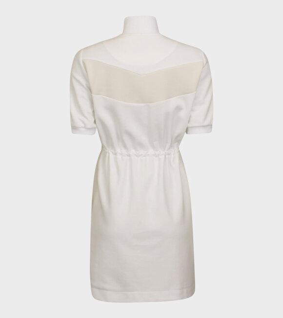 Baum und Pferdgarten - Jeane Dress White
