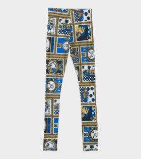 Camicia Donna Tessuto Pants Multi