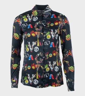 Camicia Donna Tessuto Shirt Black