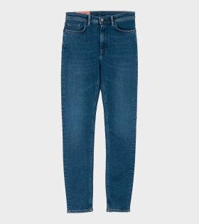 Acne Studios - Peg Jeans Mid Blue