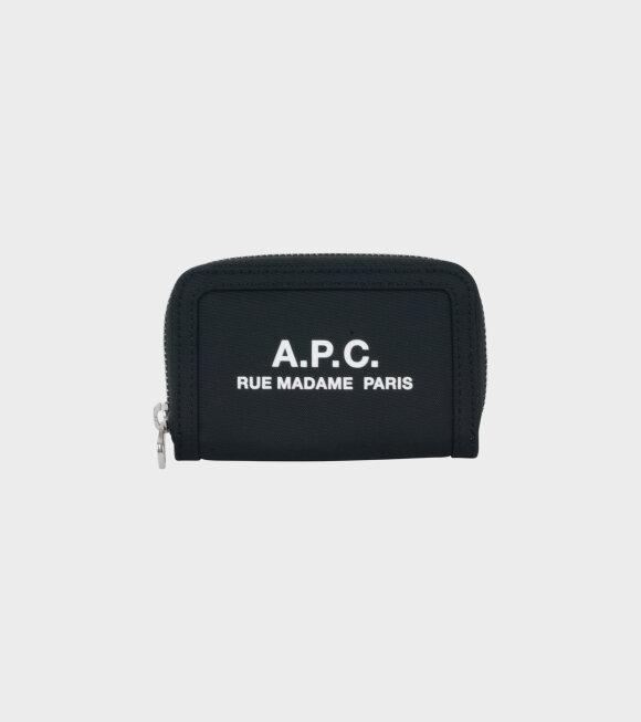 A.P.C - Compact Recuperation Black