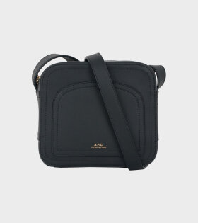 A.P.C - Sac Louisette Black