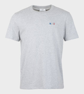 AMI - Ami Basic Tee Grey