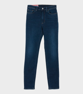Acne Studios - Peg Jeans Dark Blue