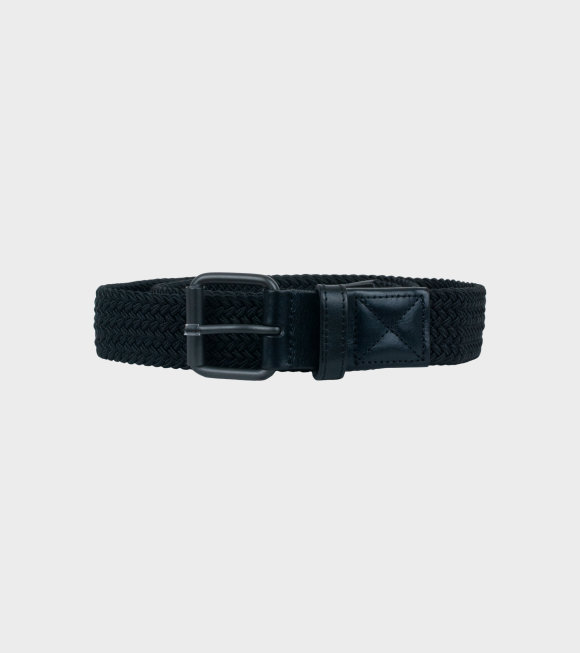Carhartt WIP - Jackson Belt Black