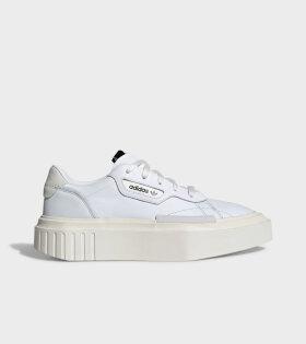 Adidas Adidas HYPERSLEEK W White sneakers - dr, adams