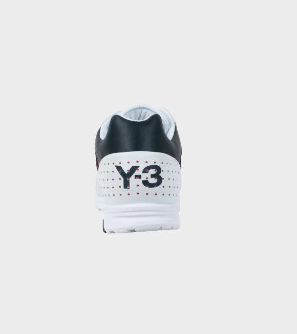 Y-3 - Y-3 ZX Run White