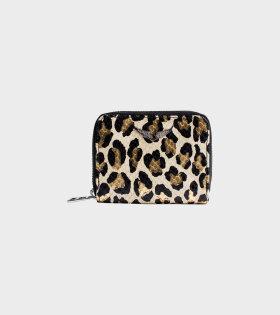 Zadig&Voltaire - Mini ZV Mat Clous Wallet Leo