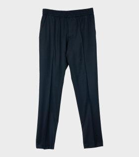 Mads Nørgaard  - Petco Wool Twill Pants Navy