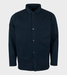 Pullover - Worker Jacket Navy