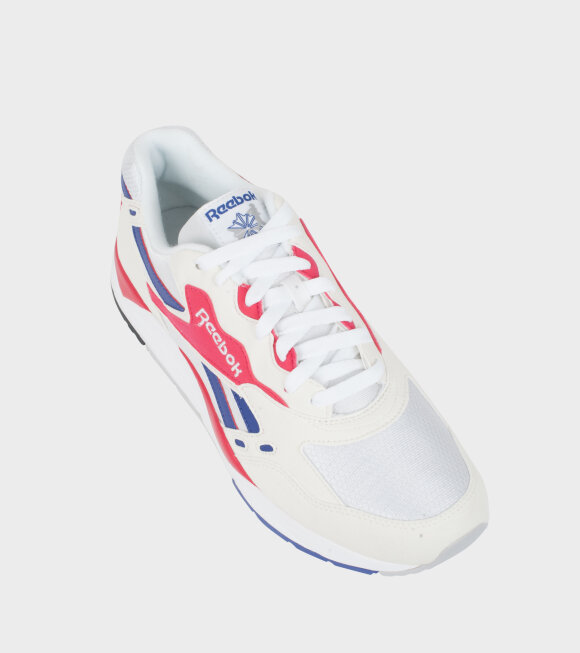Reebok - Bolton White/Red/Purple