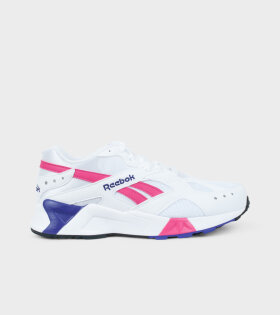 Reebok - Aztrek White/Pink/Purple