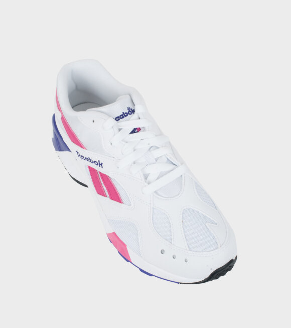 Reebok - Aztrek White/Pink/Purple